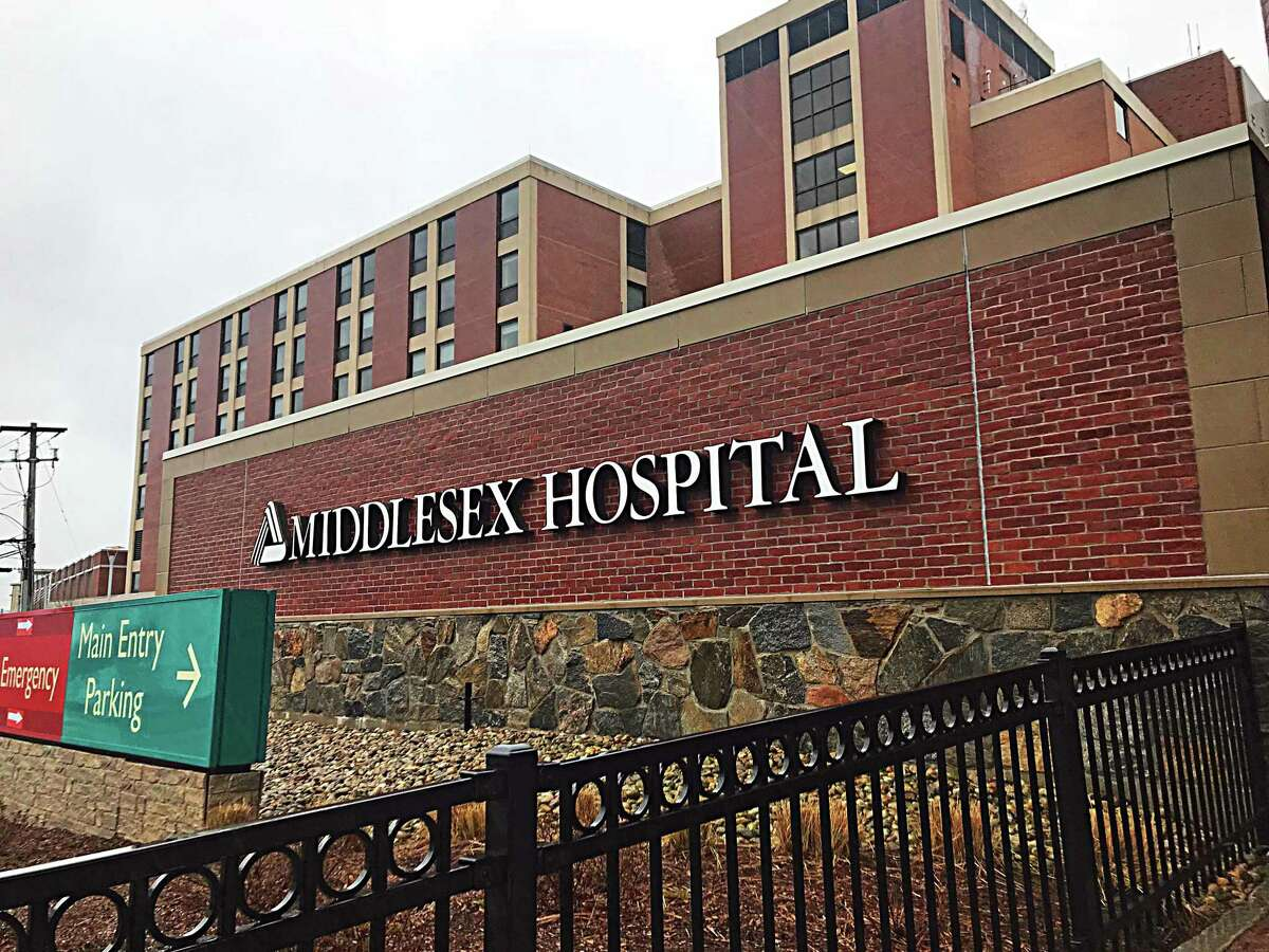 Middlesex Hospital's emergency room in Middletown