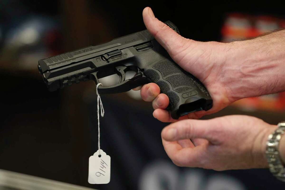 Gov. Greg Abbott signed legislation allowing Texans to carry handguns in public without a license.