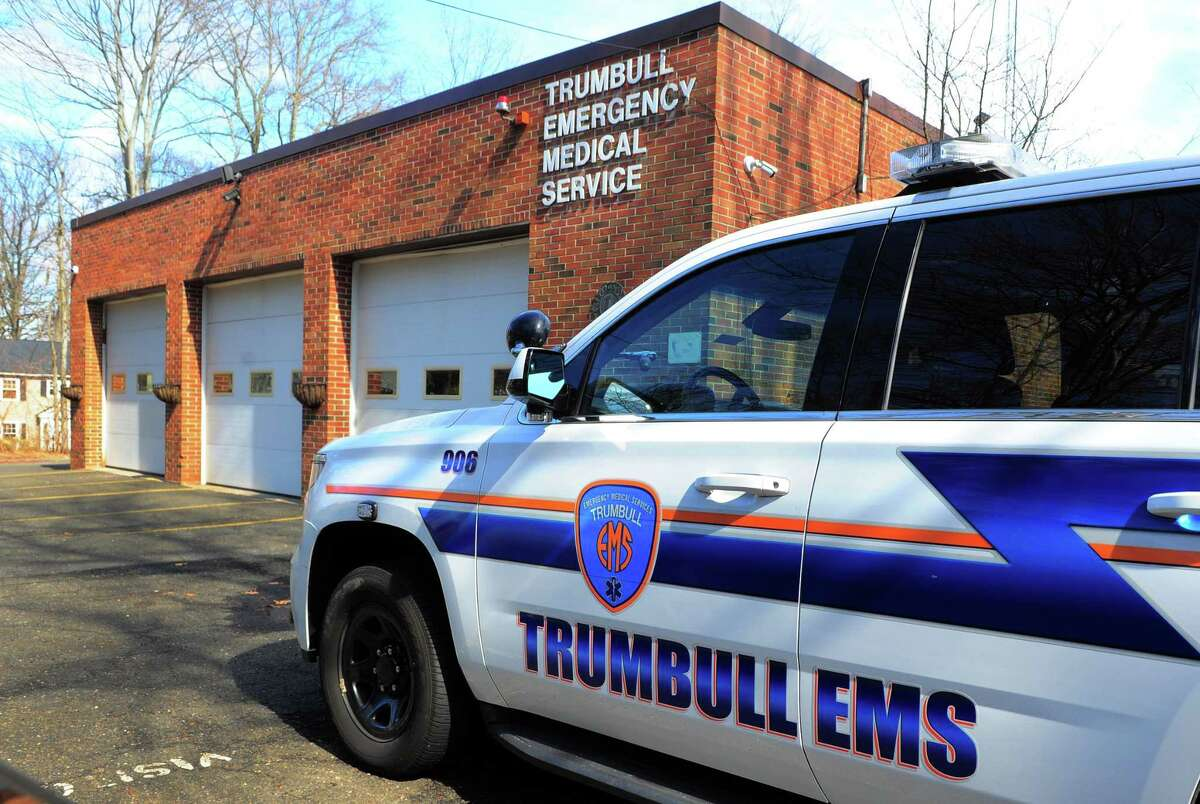 Trumbull Emergency Medical Service is accepting donations of PPE (Personal Protective Equipment) at its headquarters on Middlebrooks Ave in Trumbull, Conn., on Tuesday Mar. 24, 2020.