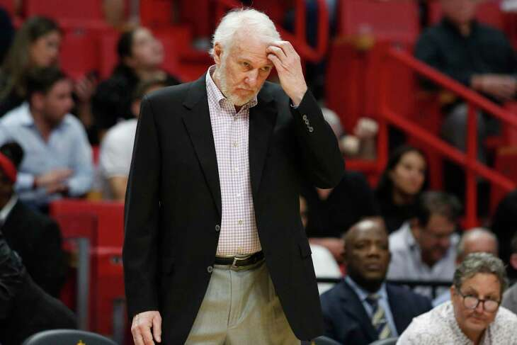Will pushing the Tokyo Games back to 2021 make Gregg Popovich more likely to coach the Spurs at least one more year?