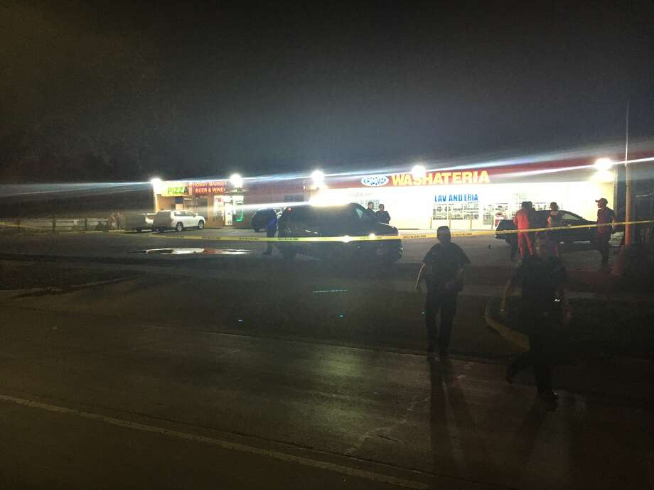 A 7-year-old girl was shot Tuesday in the 8500 block of Broadway, police said. Photo: Houston Police Department
