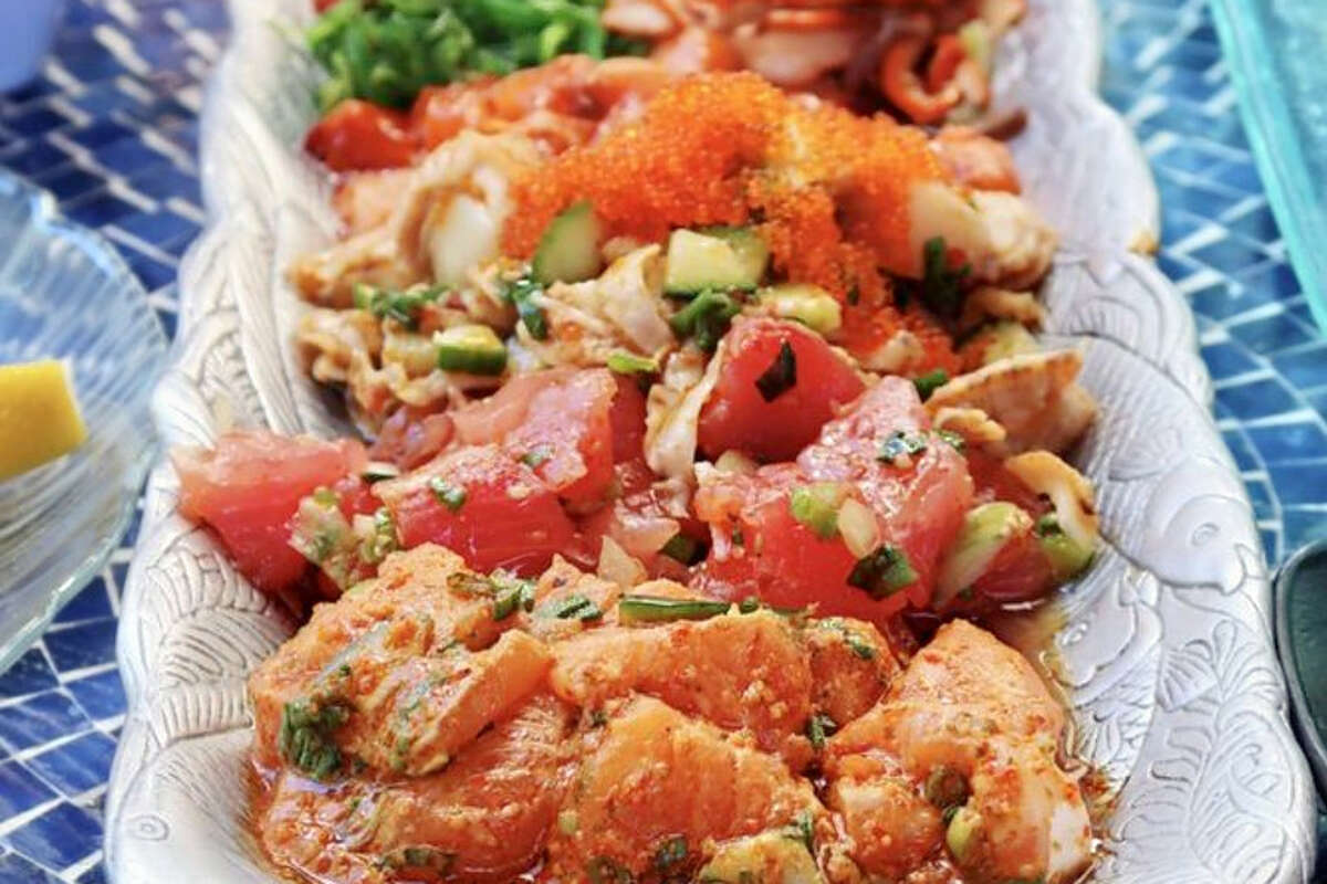 Nab your healthy share of fresh fish and seafood from the Seattle Fish Guys.