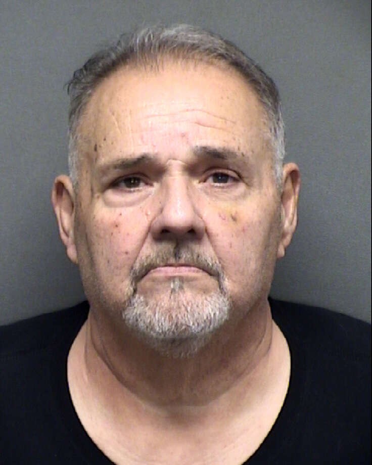 Oscar Perez, 69, was arrested after pulling a gun on church volunteers over parking, according to an arrest affidavit. Photo: Bexar County Sheriff's Office