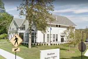 The Madison Senior Center at 29 Bradley Road