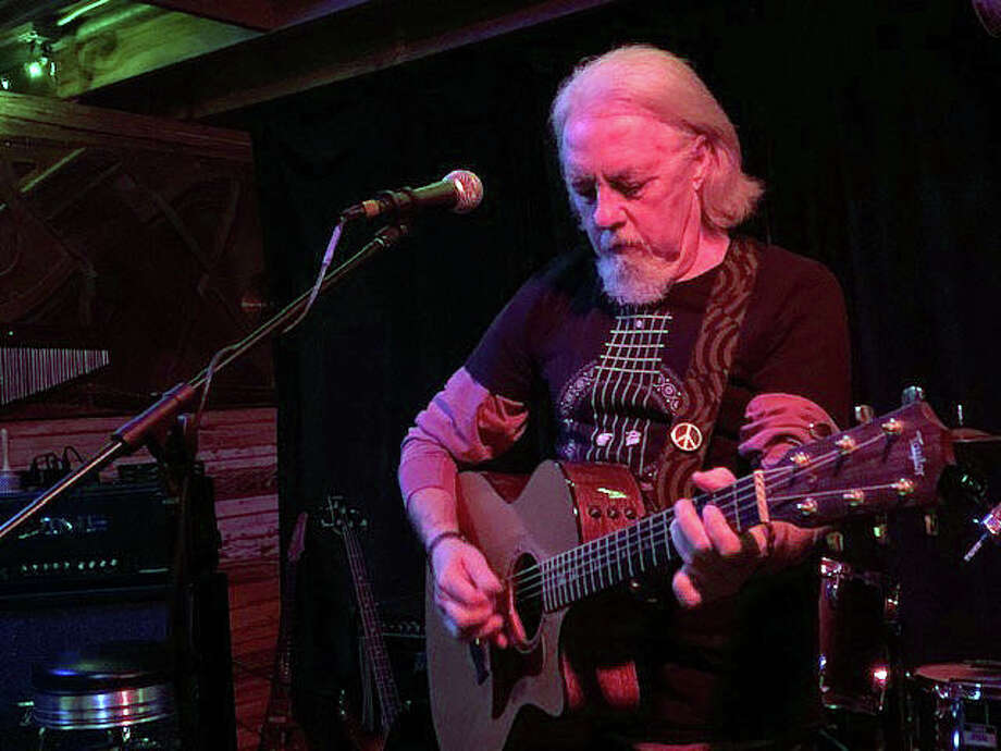 Butch Moore is among the many local musicians affected by the COVID-19 virus and the subsequent closing of all of the Madison County live music venues. The 68-year-old Moore, a former investigator for a law firm, played more than 150 shows over the past year. Photo: For The Intelligencer
