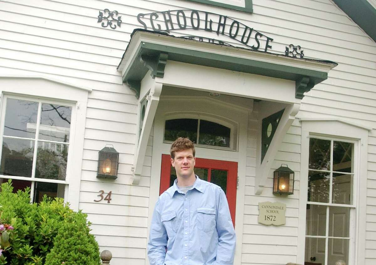 Tim LaBant, owner and chef of The Schoolhouse in Cannondale, is shown in an undated photo. He has started a GoFundMe page to benefit his employees who have been temporarily laid off.