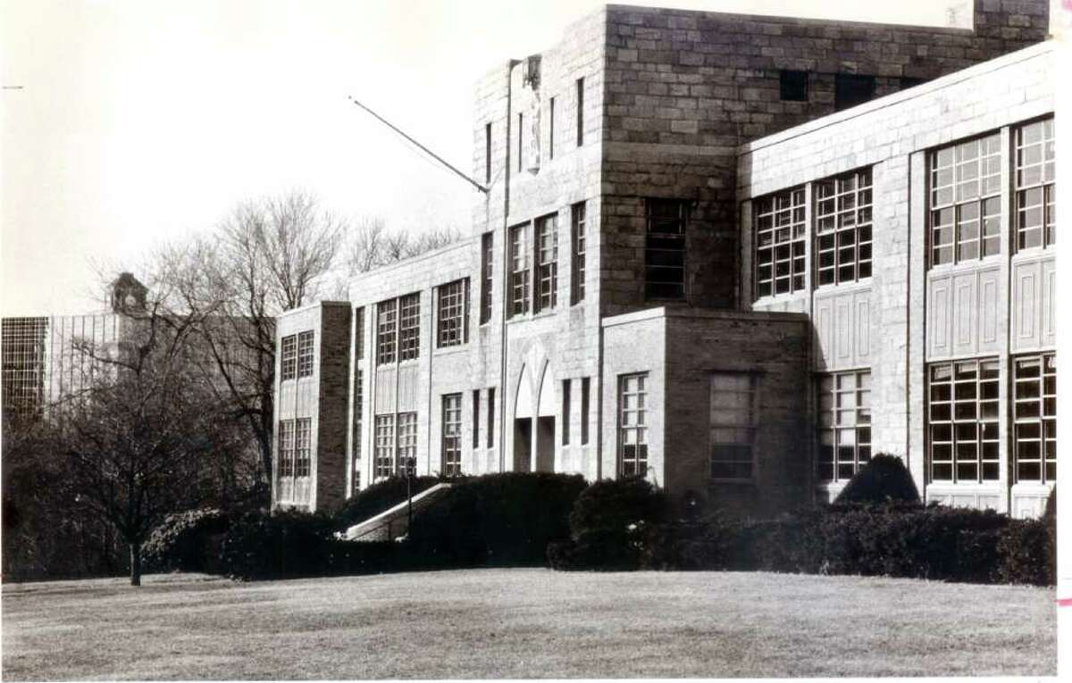 February 26, 1985: St. Mary's Parochial School, Elm Street Stamford