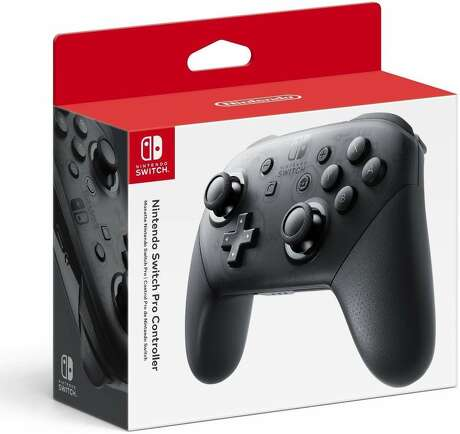 Nintendo Switch Pro Controller, $59.00 Photo: Amazon