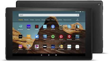 "All-New Fire HD 10 Tablet (10.1"" 1080p full HD display, 32 GB), $99.99 Photo: Amazon"