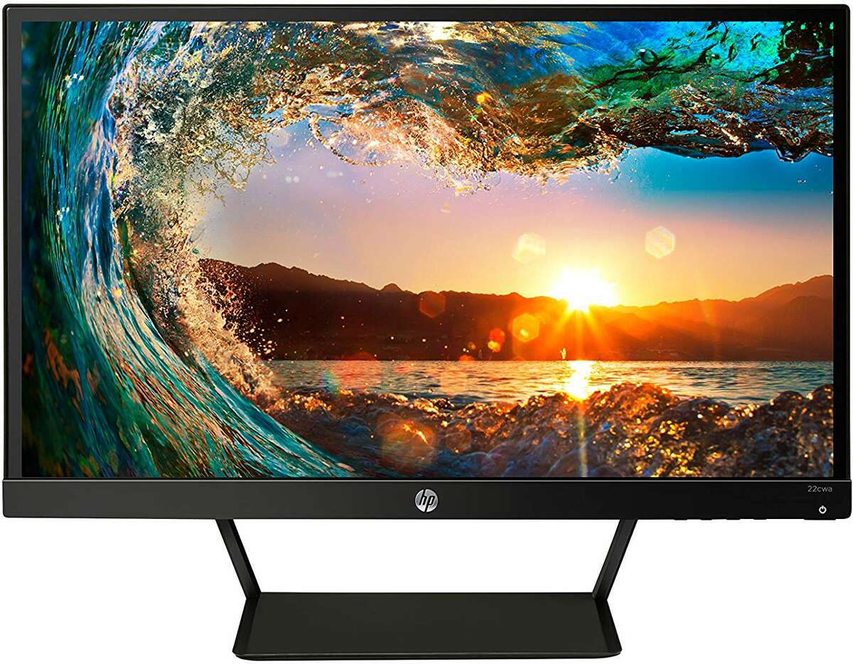 HP Pavilion 22cwa 21.5-Inch Full HD 1080p IPS LED Monitor, Tilt, VGA and HDMI, $99.99