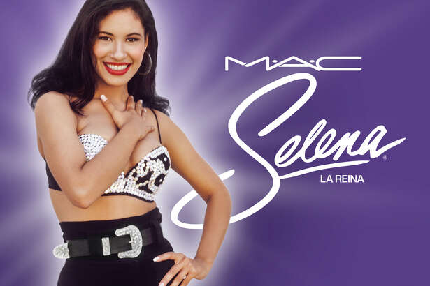 MAC's Selena La Reina collection is the second to honor the Tejano singer.
