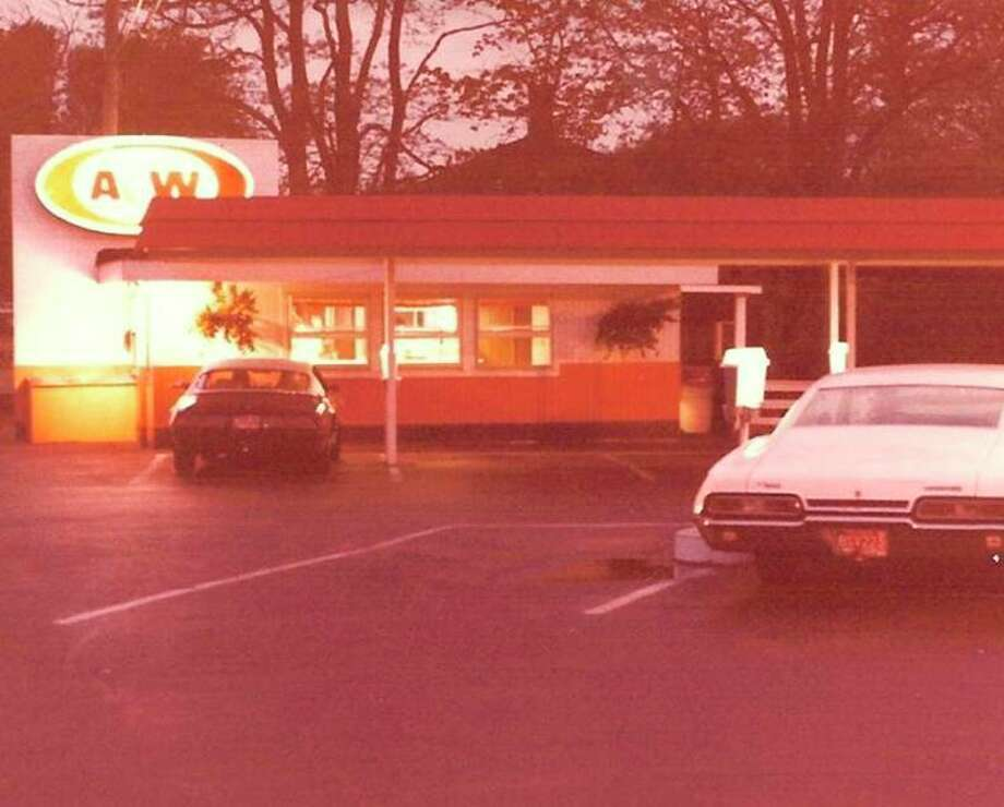 The A & W Drive In was located in Parkdale during the 1970s.