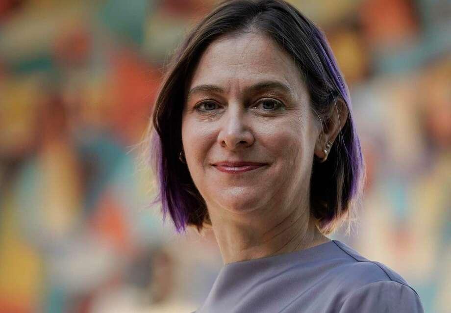 Kathy Armstrong is executive director of Luminaria. Photo: Darren Abate /Express-News