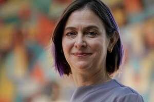 Kathy Armstrong is executive director of Luminaria.