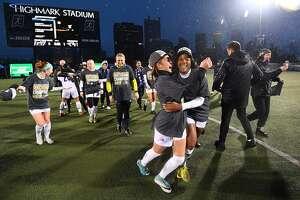 University of Bridgeport women's soccer team won the Division II national title Saturday