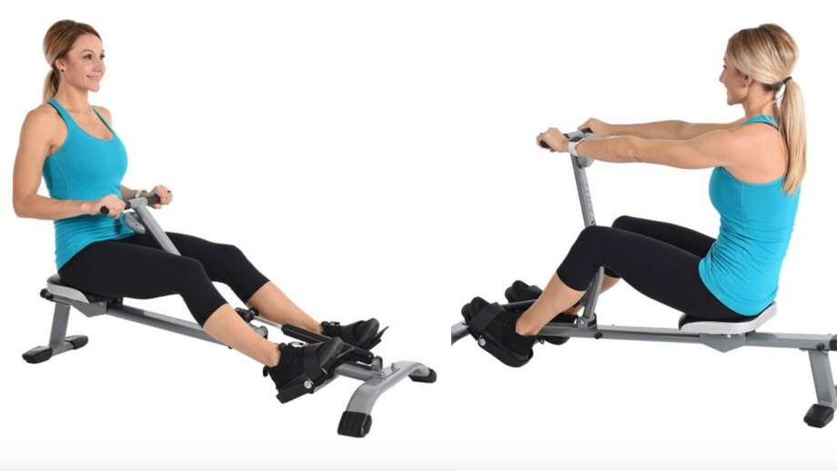 Avari Rowing Machine 501 Rower, $69.99 (Normally $99.99) Photo: Walmart