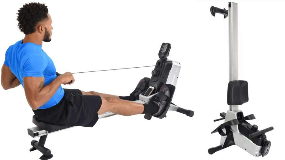 Stamina Magnetic Rowing Machine 1110, $197.86 Photo: Walmart