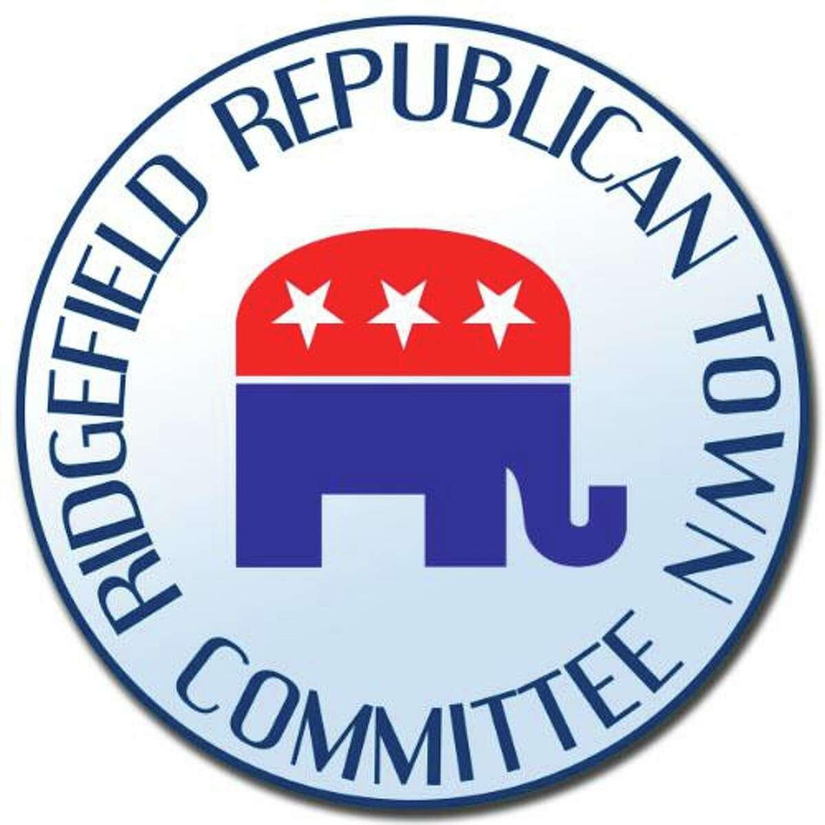 Ridgefield Republican Town Committee logo