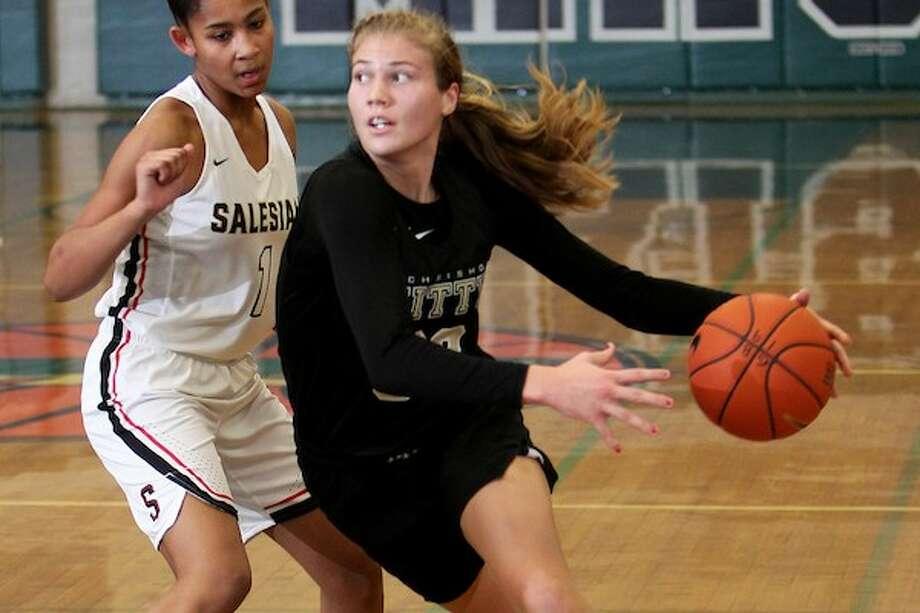Final NorCal Girls Basketball Rankings, Mitty, Hunter Hernandez Photo: SportStars Magazine / 2019, Dennis Lee
