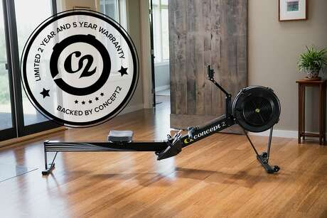 Concept2 Model D Indoor Rowing Machine with PM5, $945 Photo: Amazon
