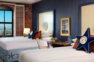The Argonaut Hotel in San Francisco's Fisherman's Wharf is offering a special $87 rate during the coronavirus crisis