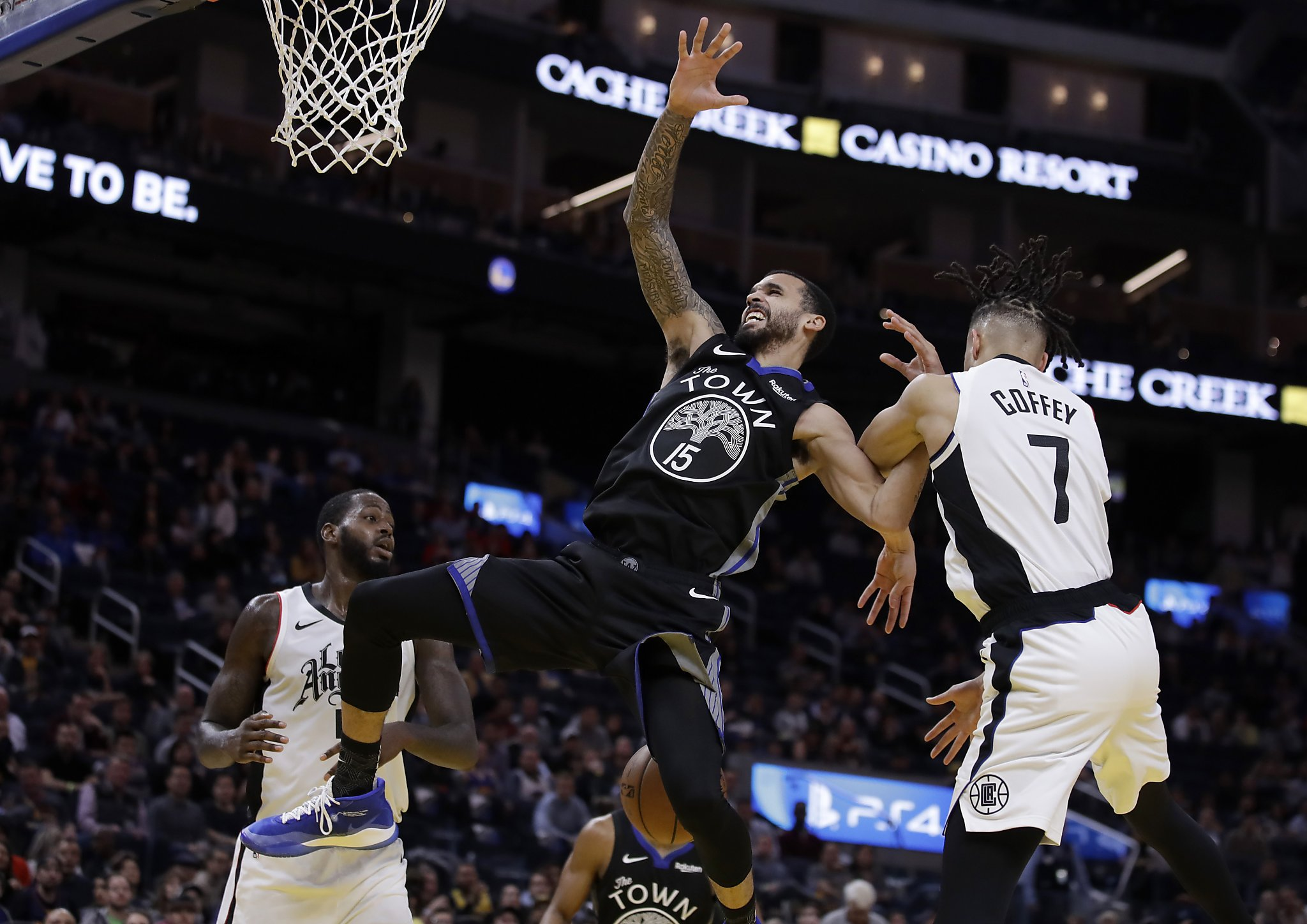 Warriors' Mychal Mulder goes from 'best day of my life' to waiting game