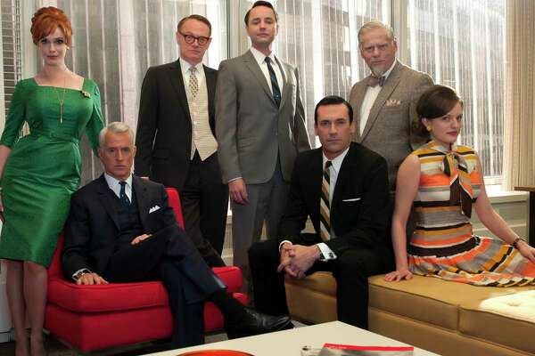 """Mad Men"" will provide the office camaraderie that you're missing."