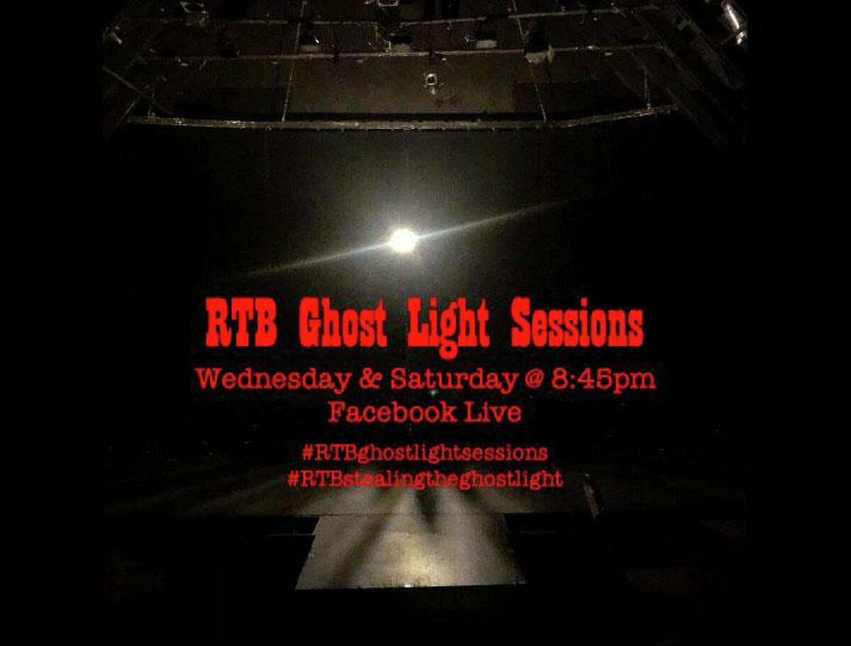 RTB Ghost Light Sessions will be held Wednesday and Fridays at 8:45 p.m. on Facebook.