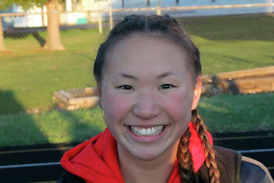 Madi Hammer is a freshman at Ferris State. (Pioneer file photo