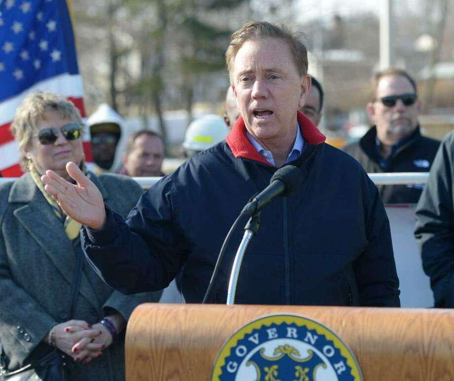 In recent executive orders, Gov. Ned Lamont, shown here in a file photo, has given local officials more flexibility in addressing the coronavirus health crisis. Photo: O: Tyler Sizemore / Hearst Connecticut Media
