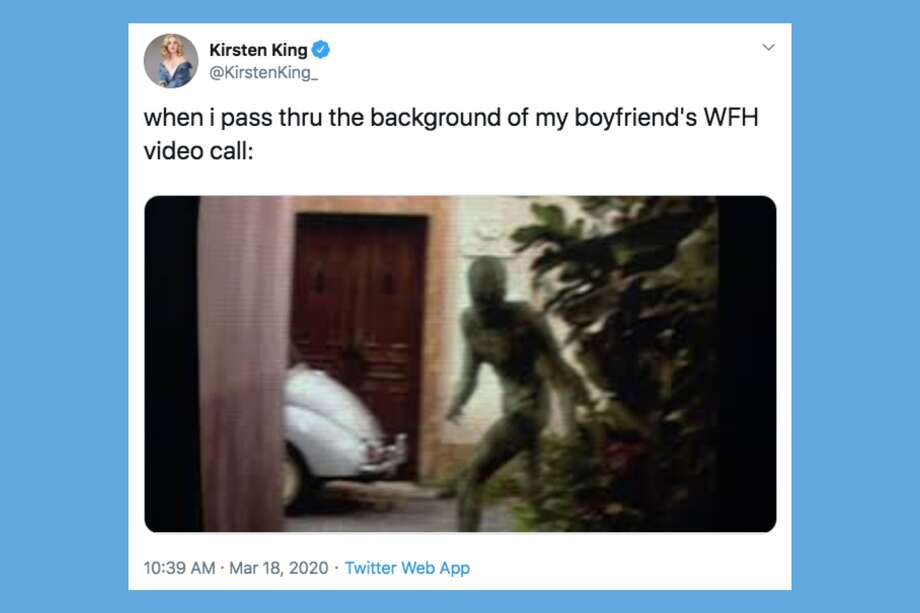 Feeling stressed while quarantining at home? These relevant memes and tweets might help. Photo: Twitter
