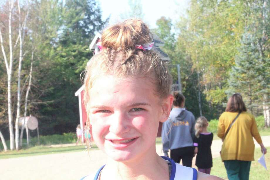 Aivery Devereaux is expected to be among Morley Stanwood's top track girls this season. (Pioneer file photo)