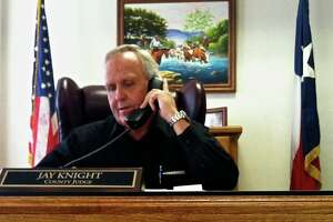 Liberty County Judge Jay Knight wants his administration to be about economic development.