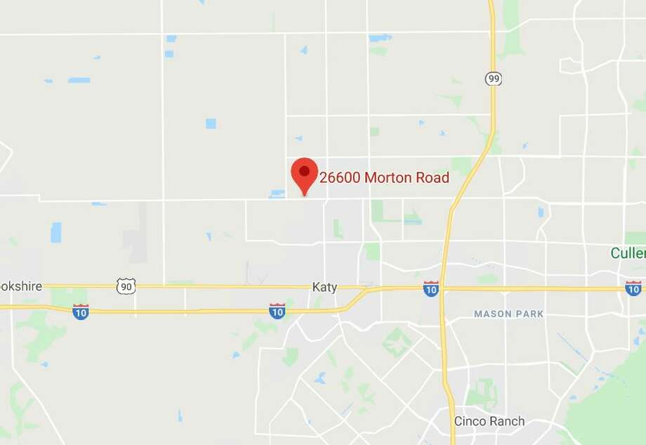 Google Maps view of the 26600 block of Morton Road. Photo: Google Maps