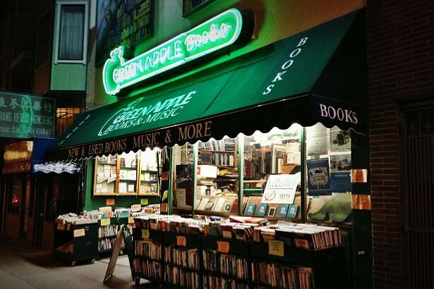 Green Apple Books in San Francisco