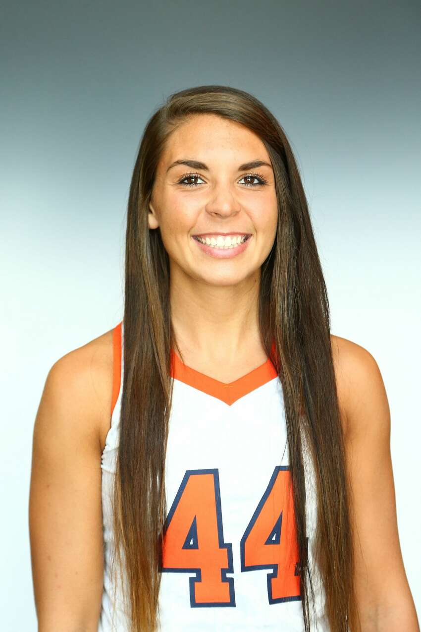 Queensbury High graduate Mary Rahal of the Syracuse women's lacrosse team. (Courtesy of Syracuse athletic department)