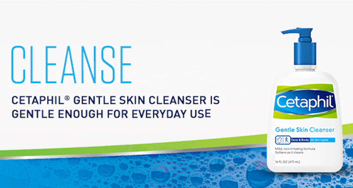 Cetaphil Gentle Skin Cleanser, Face Wash For Sensitive and All Skin Types, $6.33