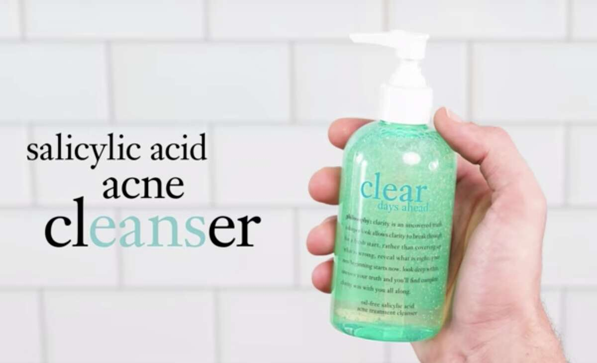 Philosophy Clear Days Ahead Oil-Free Salicylic Acid Acne Treatment Cleanser, $22