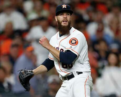 Dallas Keuchel was in fine form as the Astros beat the Mariners 3-0 in their 2017 season opener at Minute Maid Park.