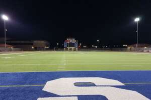 The UISD athletic department turned on the lights at the SAC on Wednesday as a symbol of support to the district's athletes.