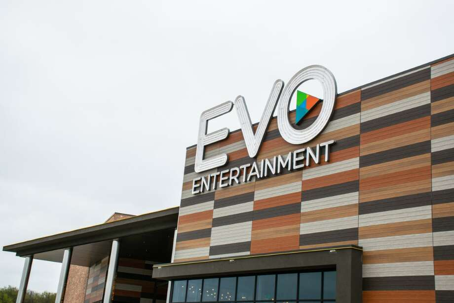Austin-based EVO Entertainment is converting the parking lot of its Schertz movie theater location into a drive-in during the coronavirus pandemic, the company announced Wednesday in a news release.