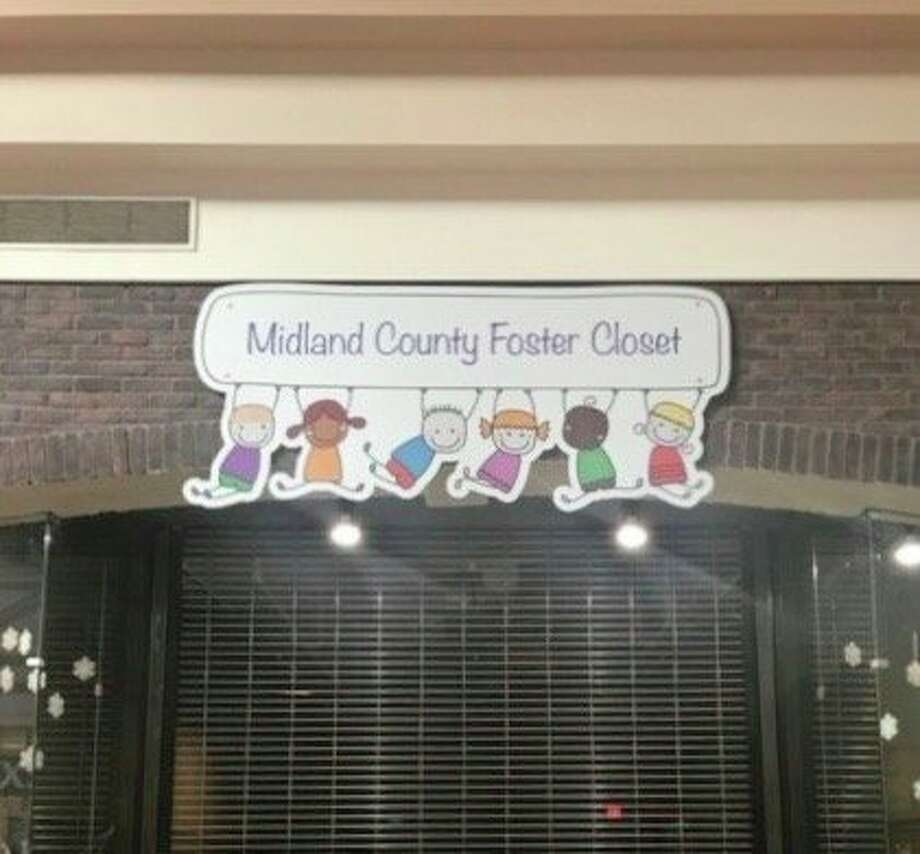 Midland County Foster Closet, now located in the Midland Mall, is accepting donations of clothing, toys and baby chairs on an as-needed basis. (Photo provided)