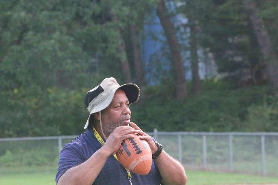 Baldwin football coach Bob Watkins is also the boys track coach. (Star file photo)
