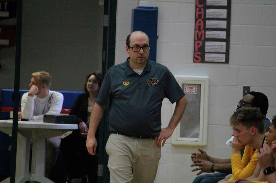 JJ Eads was in his first year as Baldwin coach. (Star photo/John Raffel)