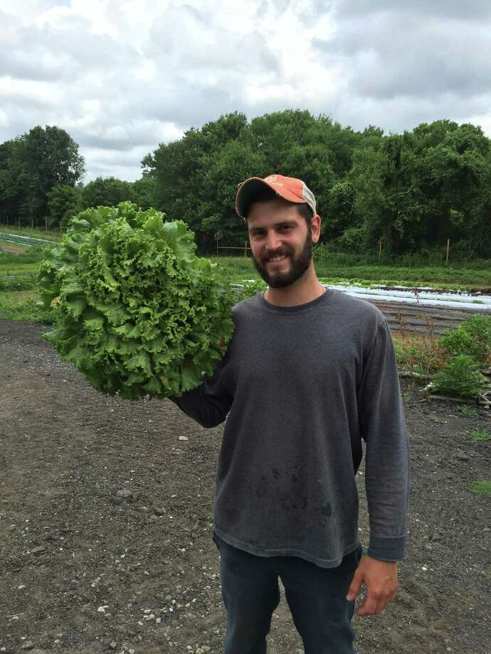 Laurel Glen Farm owner Randy Rogowski is expanding his business' service this summer, offering vegetable subscription deliveries throughout southwestern Connecticut. Photo: Contributed Photo / Connecticut Post
