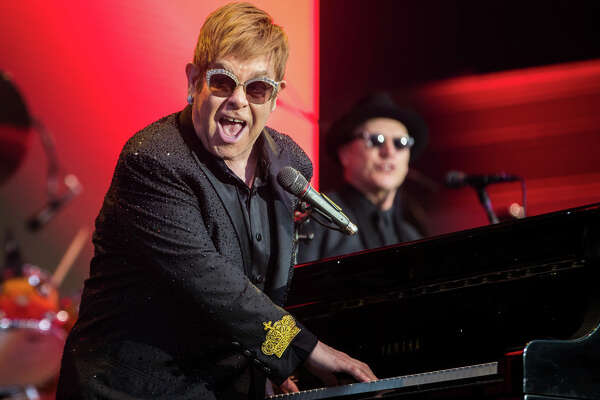 Elton John will host the iHeart Living Room Concert for America on Sunday, Marcy 29. Check out the rest of the lineup as announced so far...