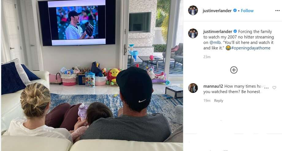 PHOTOS: How Astros players have spent their offseason according to Instagram