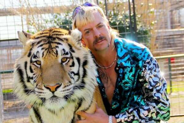 "Fans of the Netflix true crime doc ""Tiger King,"" starring Joe Exotic, took to social media to share their thoughts on the wild series in the form of hilarious memes."