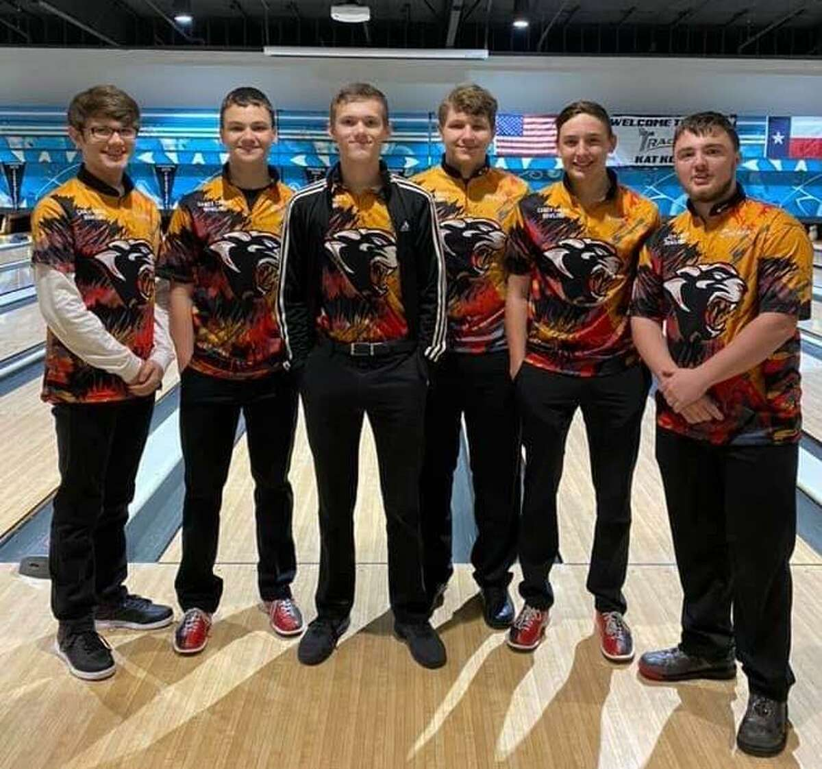 The Caney Creek bowling team qualified for the THSBC state tournament on March 1. But due to the coronavirus pandemic, the state tournament was canceled.