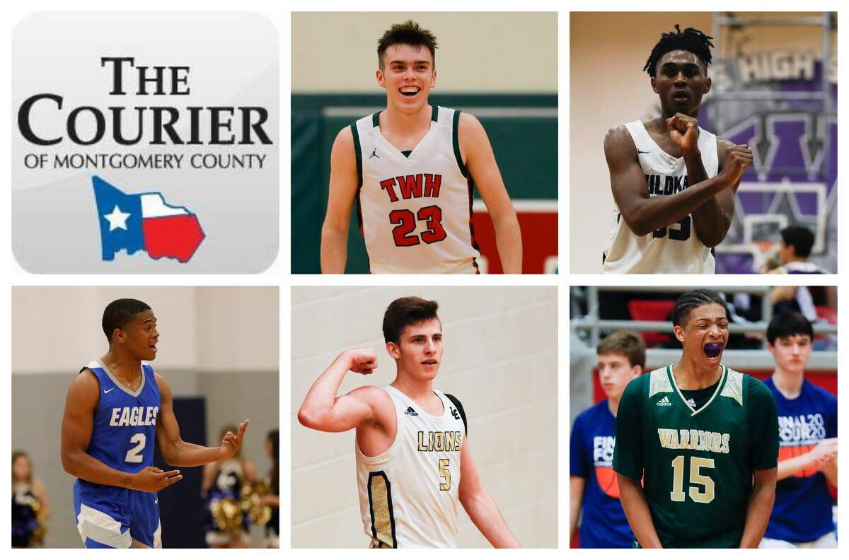 The Woodlands' Cole Himmer, Willis' Ja'Len Moore, New Caney's Zion Childress, Lake Creek's Pierce Spencer and TWCA's Chanse Perkins are The Courier's nominees for Defensive MVP.